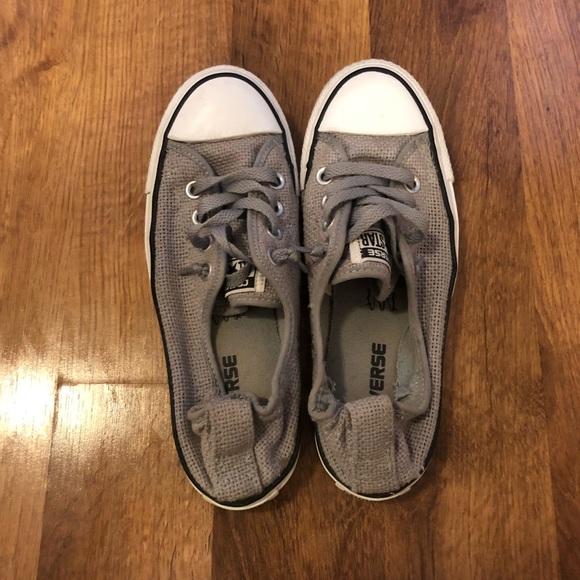 add8ee0fdab5 Converse Shoes - Converse Chuck Taylor All Star Shoreline Slip-6.5